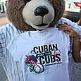 Cubbie Bear Loves Cuban