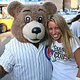 Cubbie Bear in love