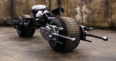 Dark Knight Motorcycle