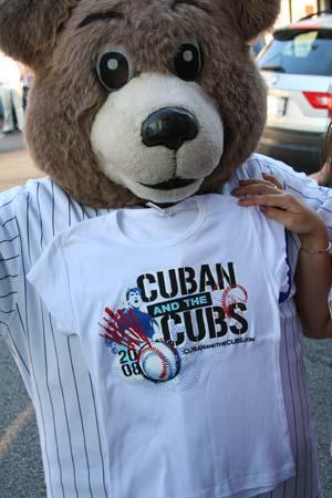 Cubbie Bear Loves Cuban