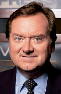 Tim Russert Dies at Work